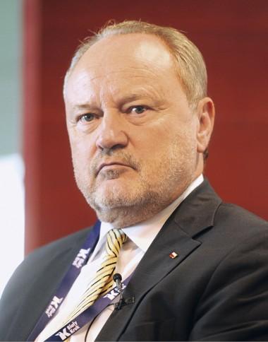 Poseł PiS Janusz Szewczak Fot. Michał Klag